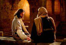 Vangelo - Gesù e Nicodemo