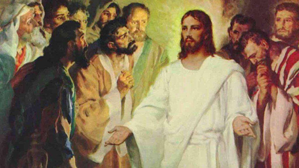 Vangelo Giovedi di Pasqua