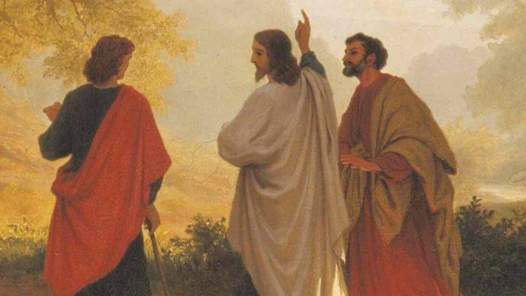 Vangelo discepoli Emmaus