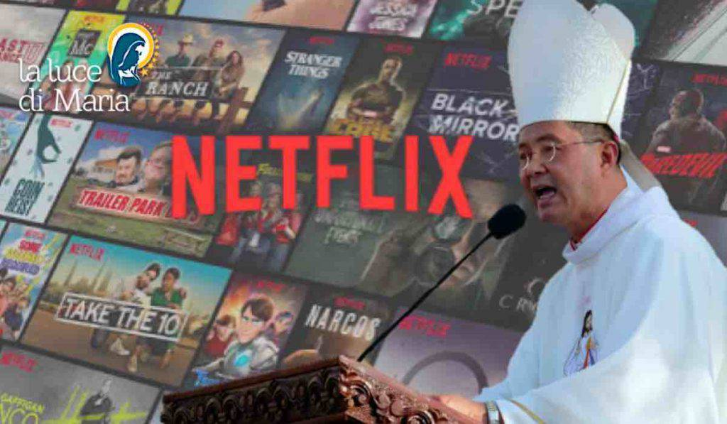 Vescovo Netflix Coronavirus