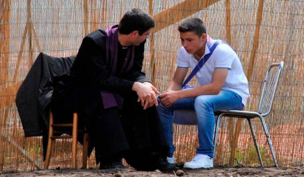 ascolto sacerdoti
