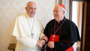Card Bassetti e Papa Francesco