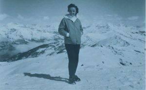 Santa Gianna Beretta Molla sulla neve