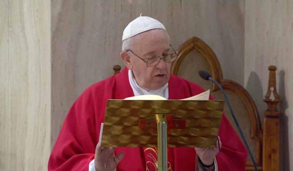 papa 25 aprile