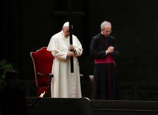 papa francesco via crucis
