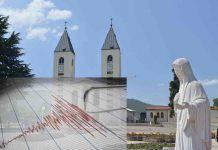 Terremoto a Medjugorje - Un forte boato