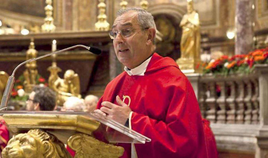 Cardinal De Donatis