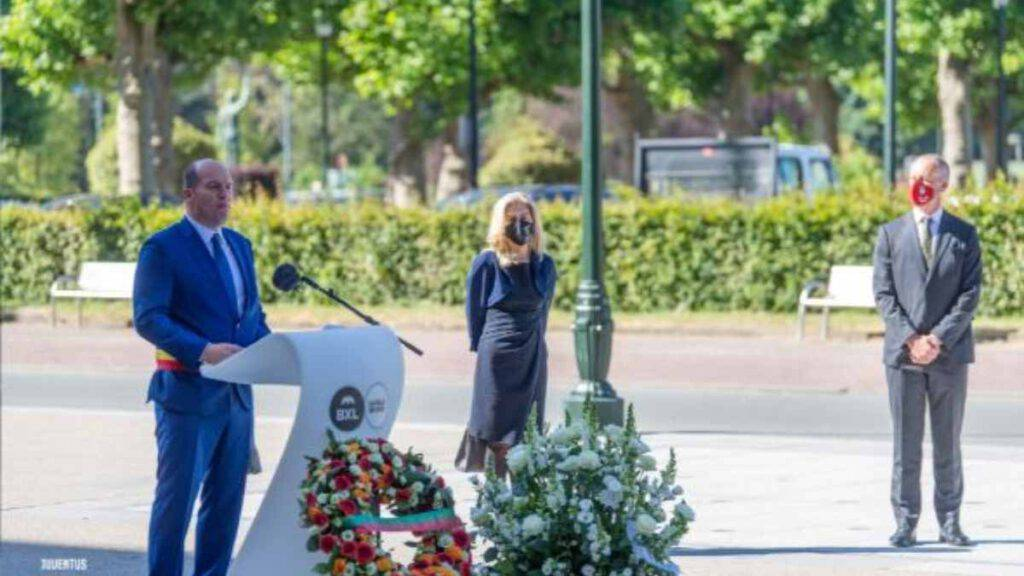 Commemorazione vittime Heysel