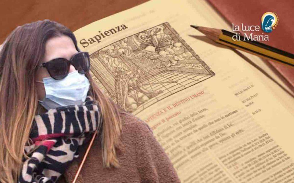 Coronavirus Bibbia lettura