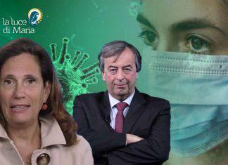 Coronavirus cachet virologi in Tv