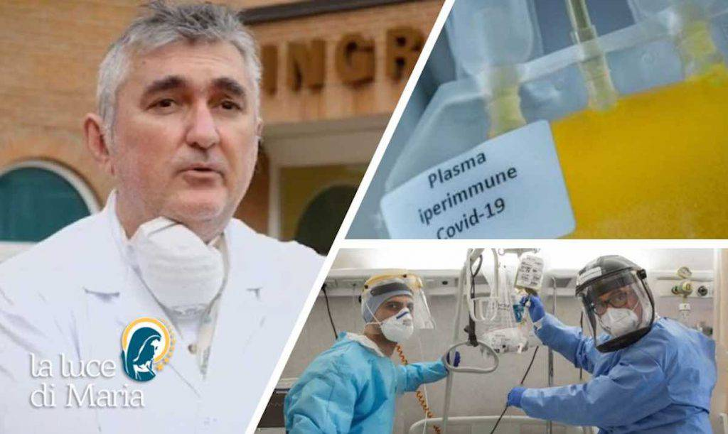 Coronavirus plasmaterapia De Donno