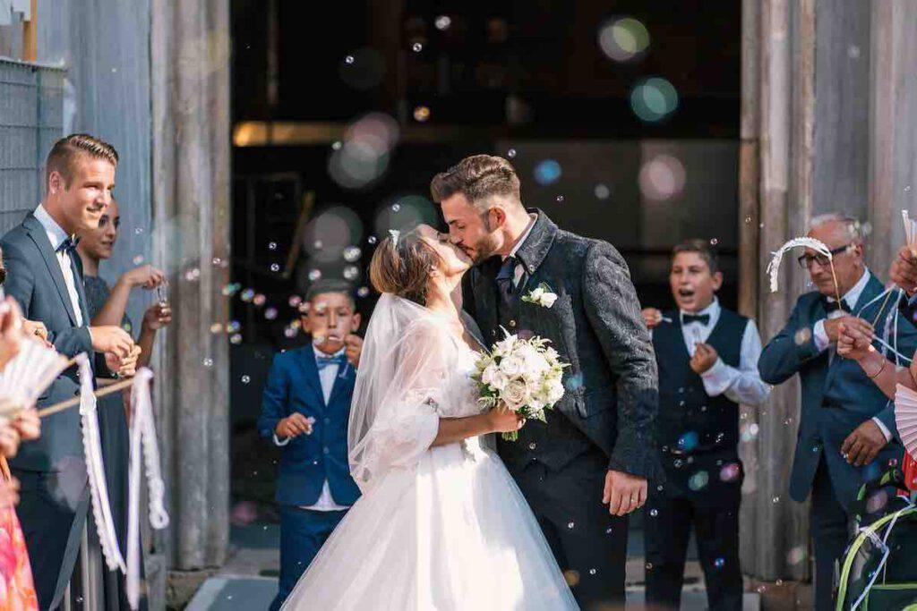 Fase 2, matrimoni con gli invitati: si riparte da Campania e Puglia