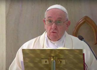 Papa Messa 2 Maggio 2020