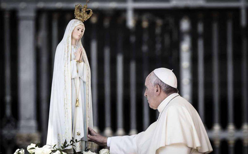 Papa Francesco Fatima