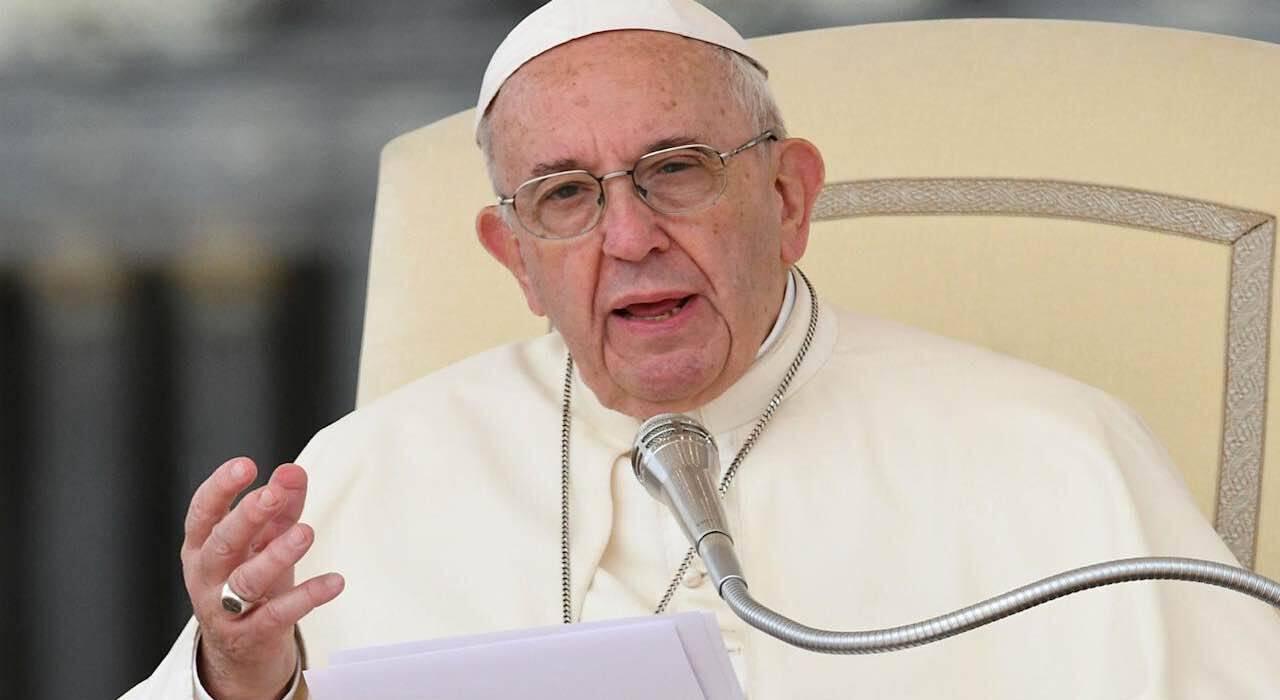 La preghiera alla Madonna di Papa Francesco