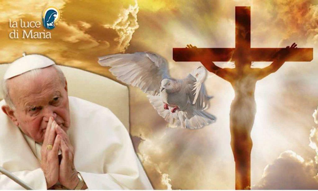 San Giovanni Paolo II - Spirito Santo