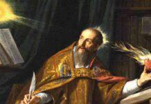 Santi - Sant'Agostino