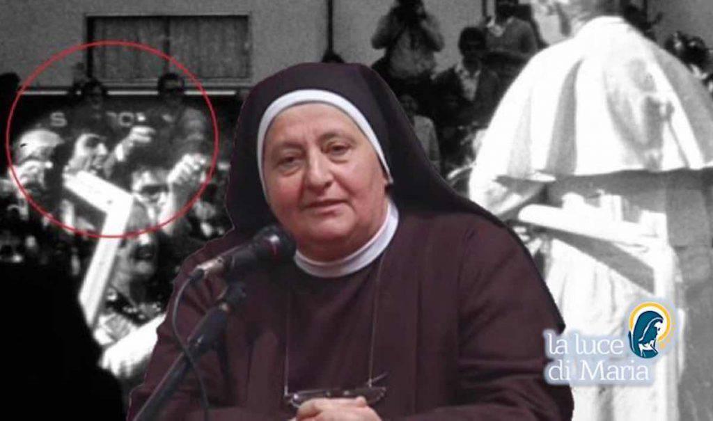 Suor Letizia attentato Giovanni Paolo II