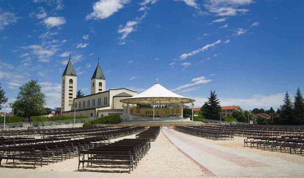 Programam di preghiera a Medjugorje dall'11 al 17 maggio 2020