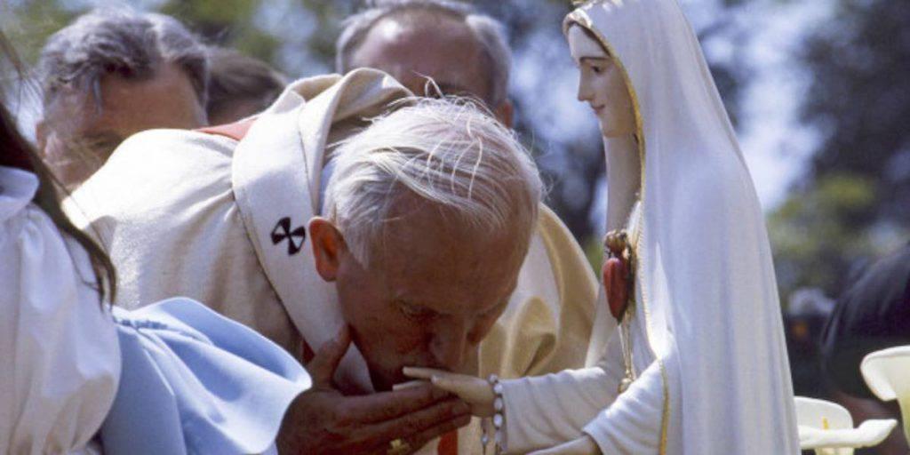 13 maggio: anniversario di Fatima e dell'attentato a Papa Giovanni Paolo II