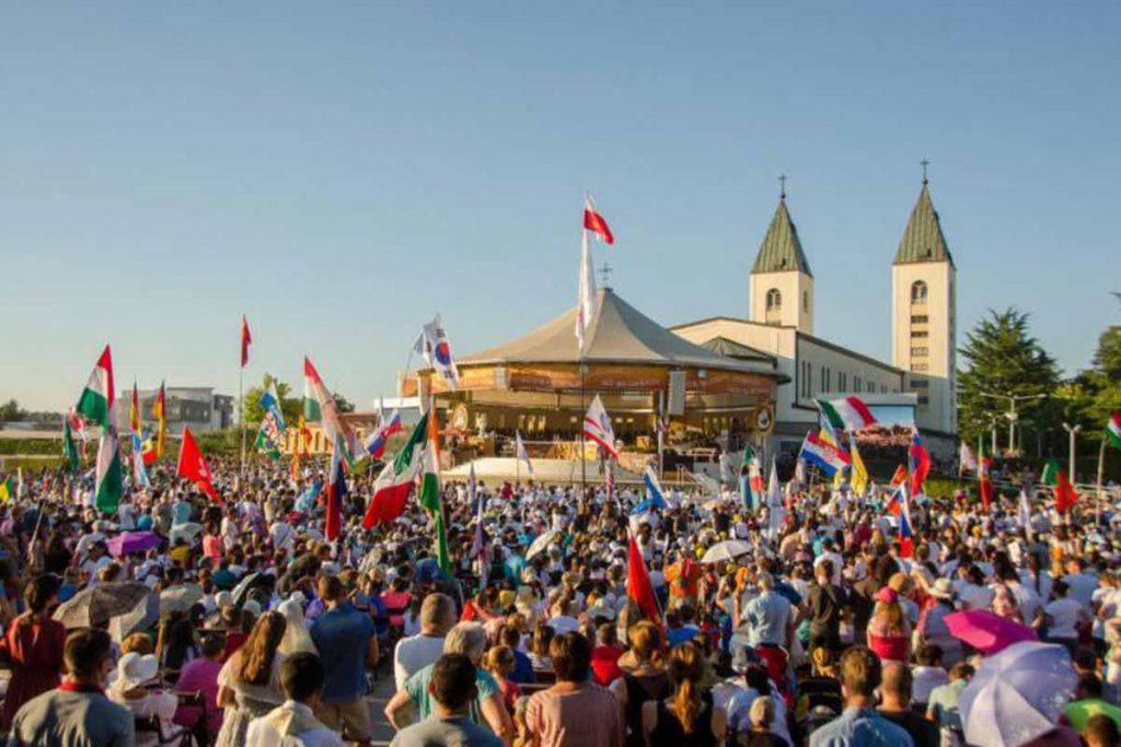 Festival dei Giovani a Medjugorje 2020, si terrà o no?