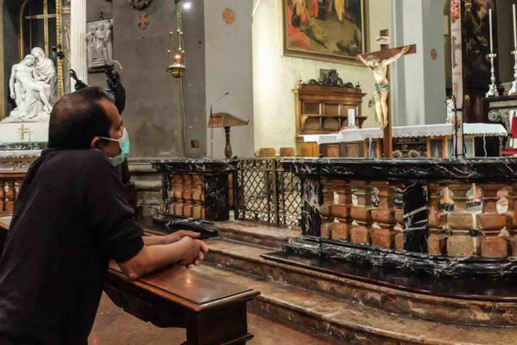 Santa Messa: raggiunto l'accordo, al via dal 18 maggio