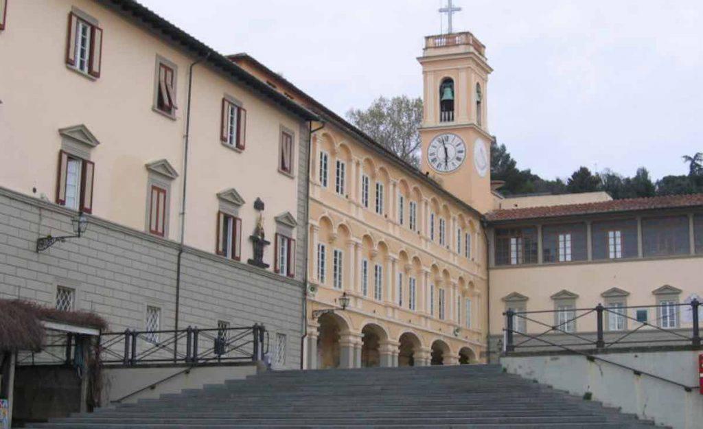 Santuario di Montenero a Livorno - Toscana