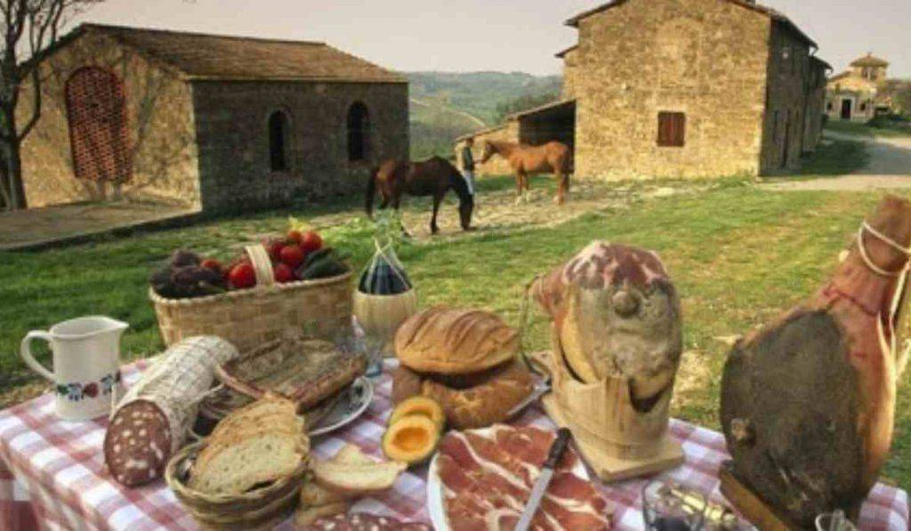 Agriturismo - Sapori made in Italy - vacanze