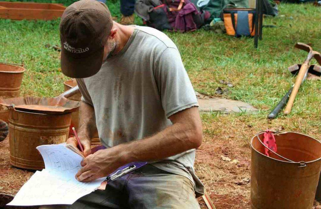 Lavoro Archeologo
