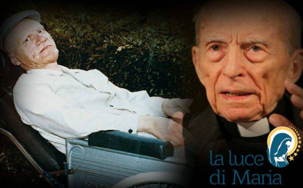 Luigino Rocchi Cardinal Tonini