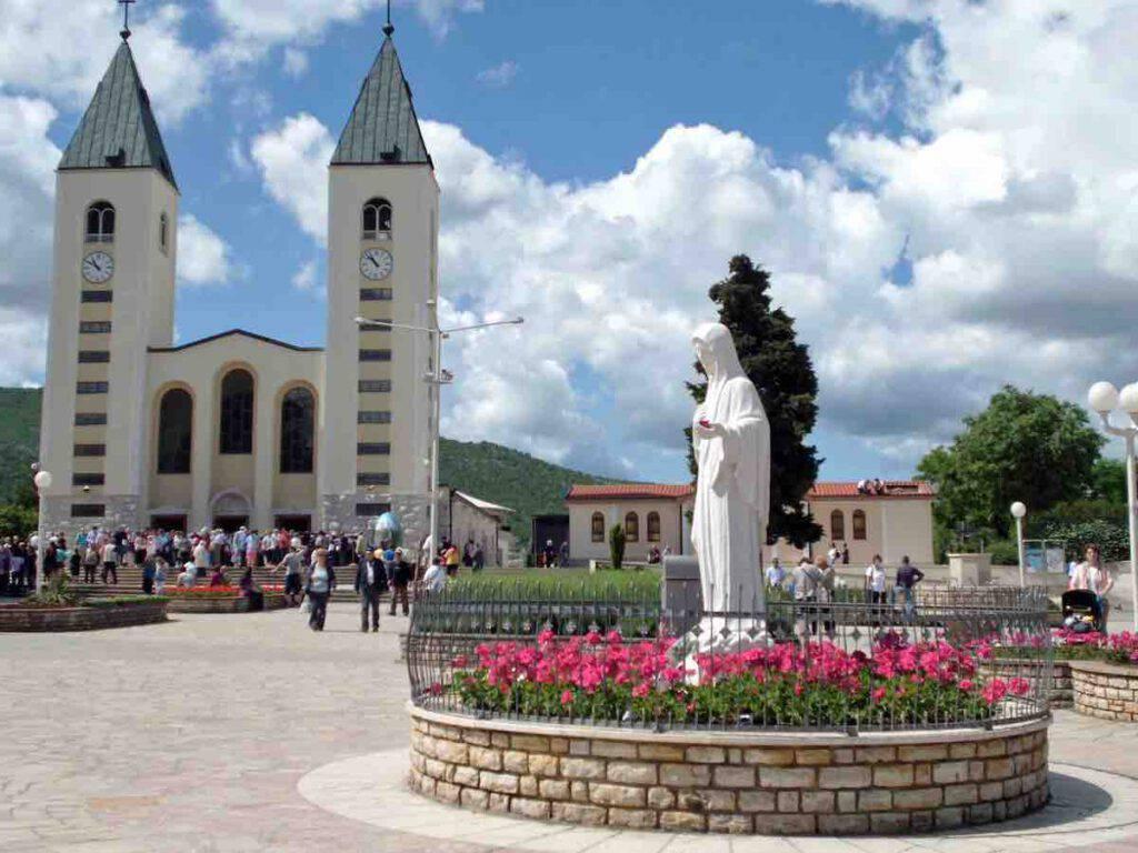 Pellegrinaggio della Famiglia a Medjugorje - Giugno 2020