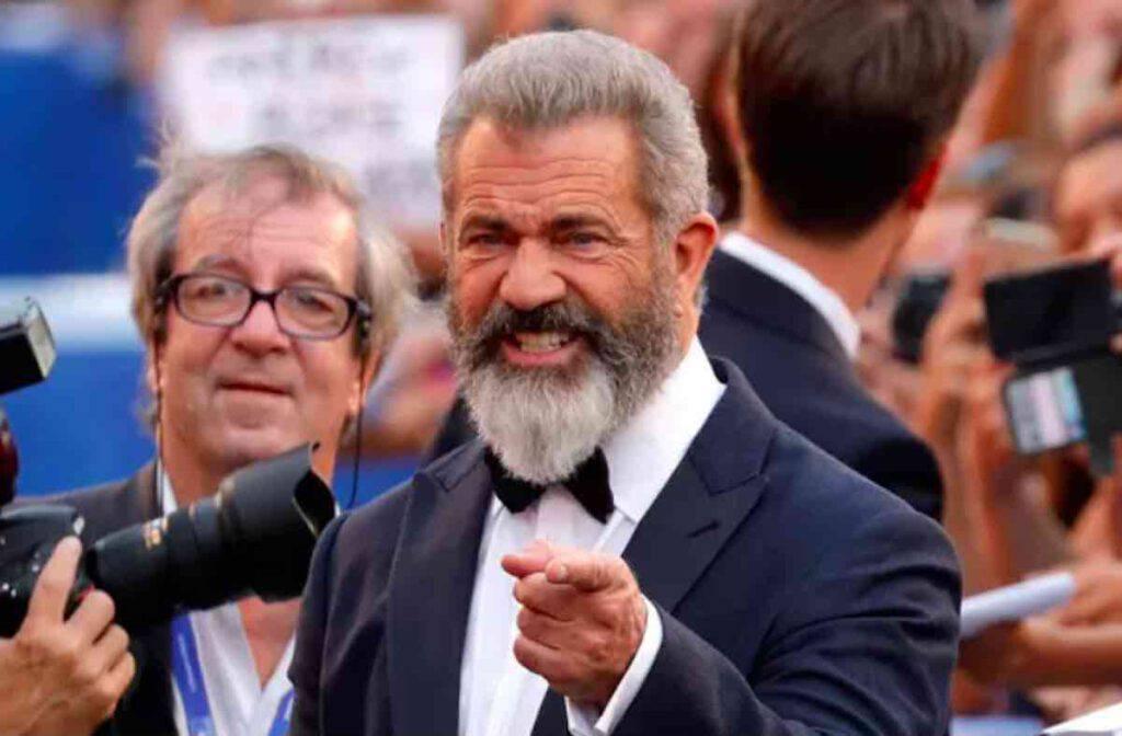 Mel Gibson punta il dito su Hollywood