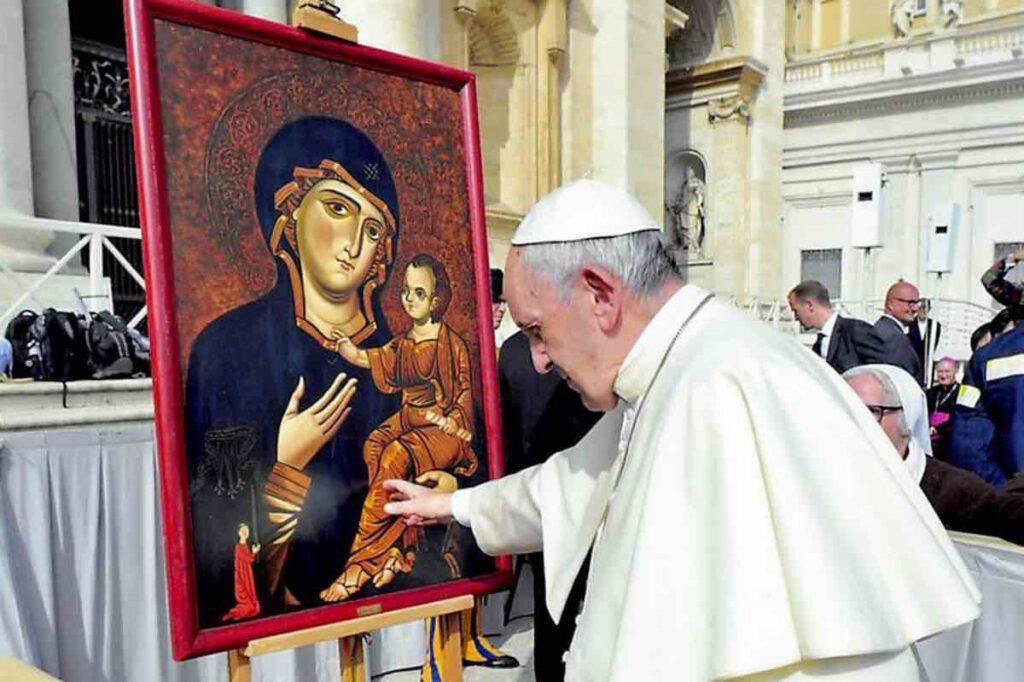 La Festa di Maria Madre della Chiesa è voluta da Papa Francesco