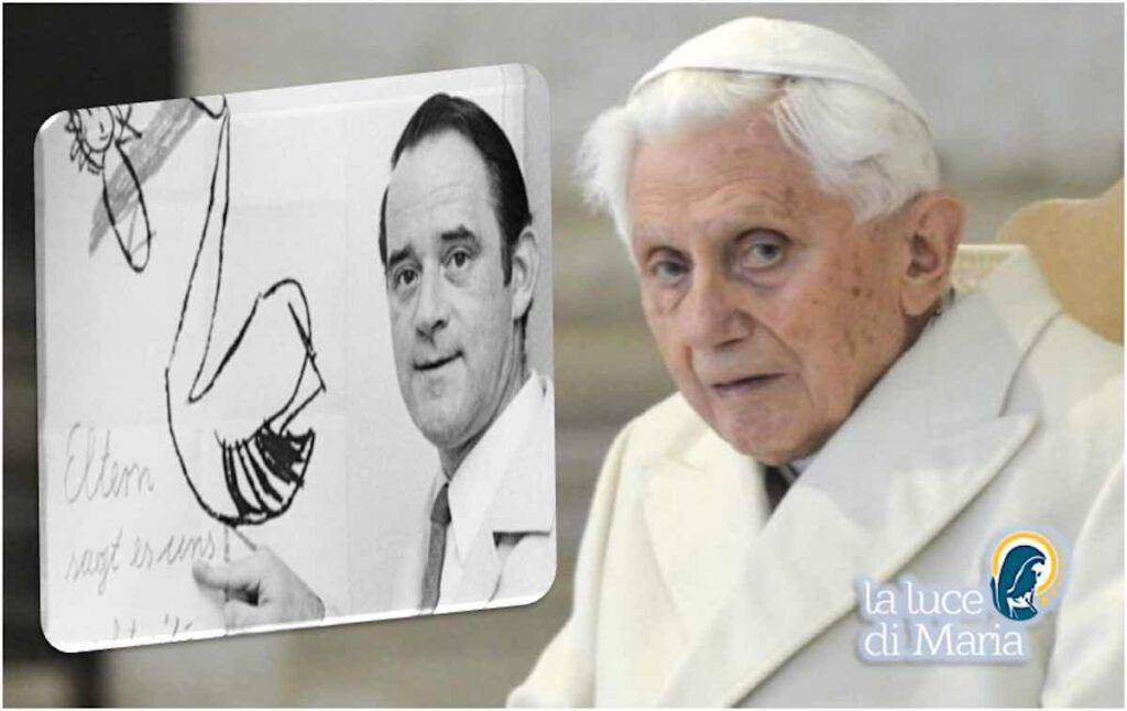 Papa Ratzinger - Esperimento Kentler