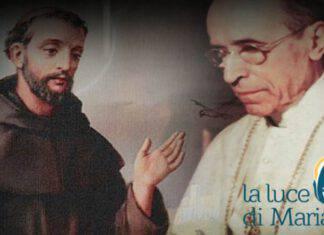 San Francesco e Pio XII