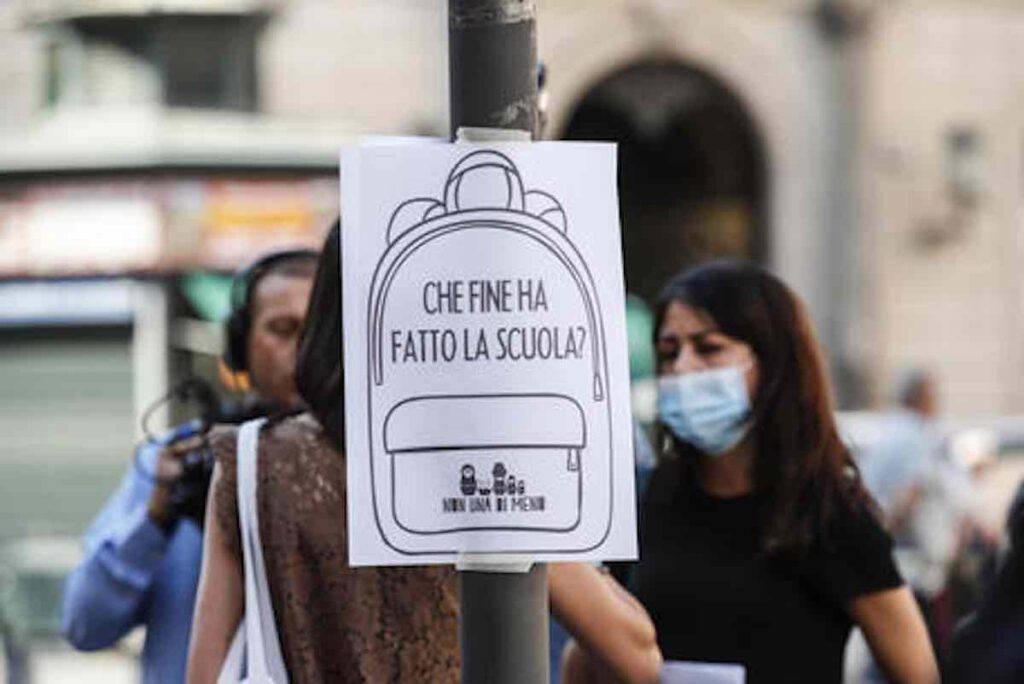 Scuola settembre - incognita proteste
