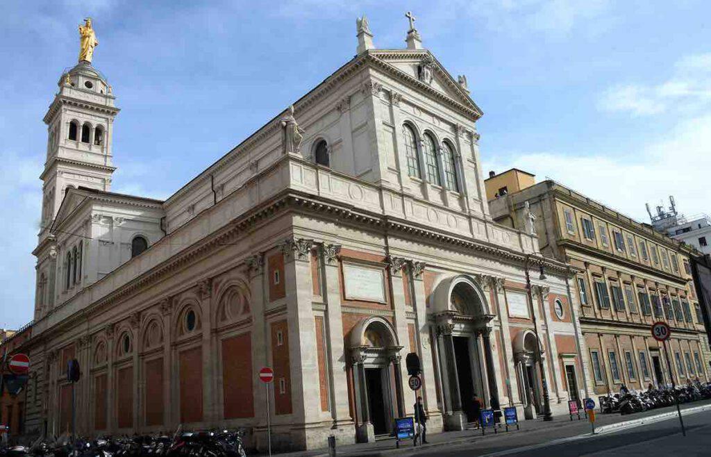 Basilica del Sacro Cuore di Gesù a Roma - Festa di venerdì 19 giugno 2020