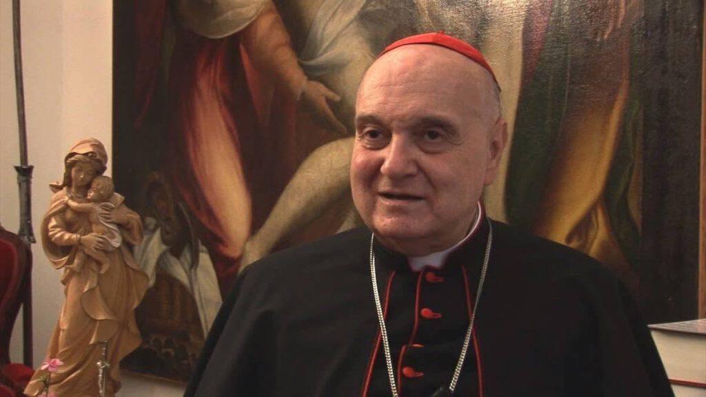 """Cardinale Comastri e la confidenza """"profetica"""""""