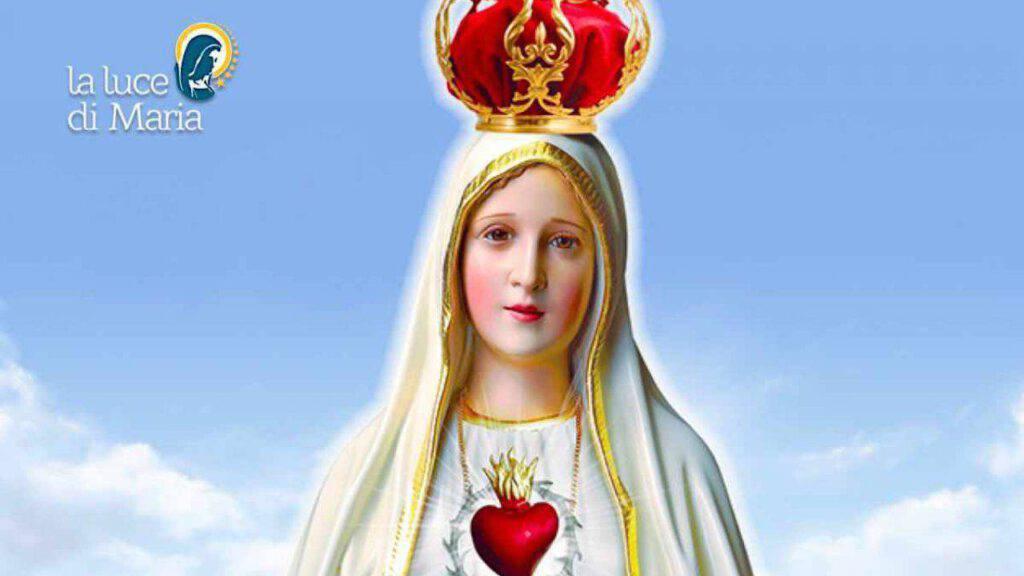 Festa del Cuore Immacolato di Maria - Sabato 20 giugno 2020