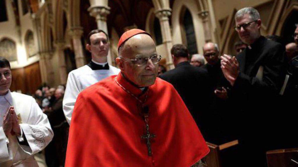 Sua Eminenza Francis Eugene George, un tempo arcivescovo di Chicago e la sua profezia su chi difende la famiglia