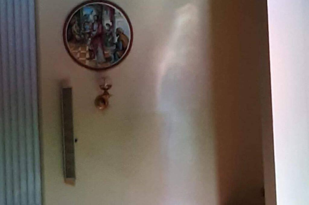 La figura della Madonna appare nella chiesa di Siano, le reazioni tra chi crede e chi no