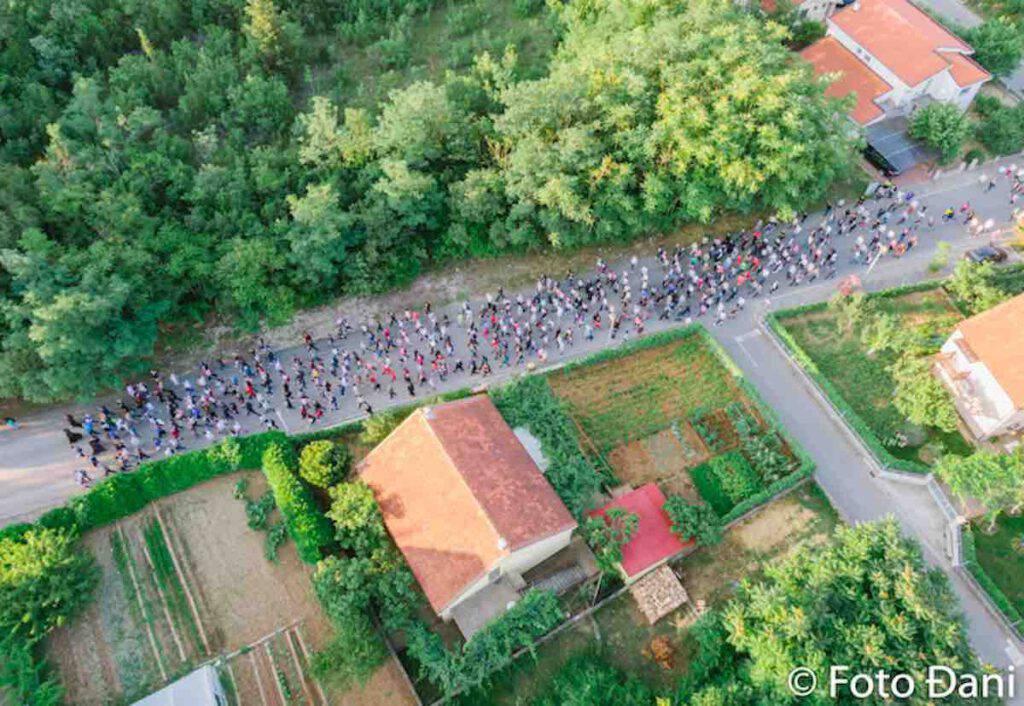 Marcia della Pace, da Humac a Medjugorje, 24 giugno 2020