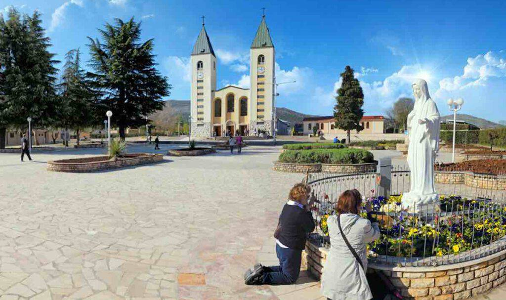 Medjugorje e il nuovo programma di preghiera estivo