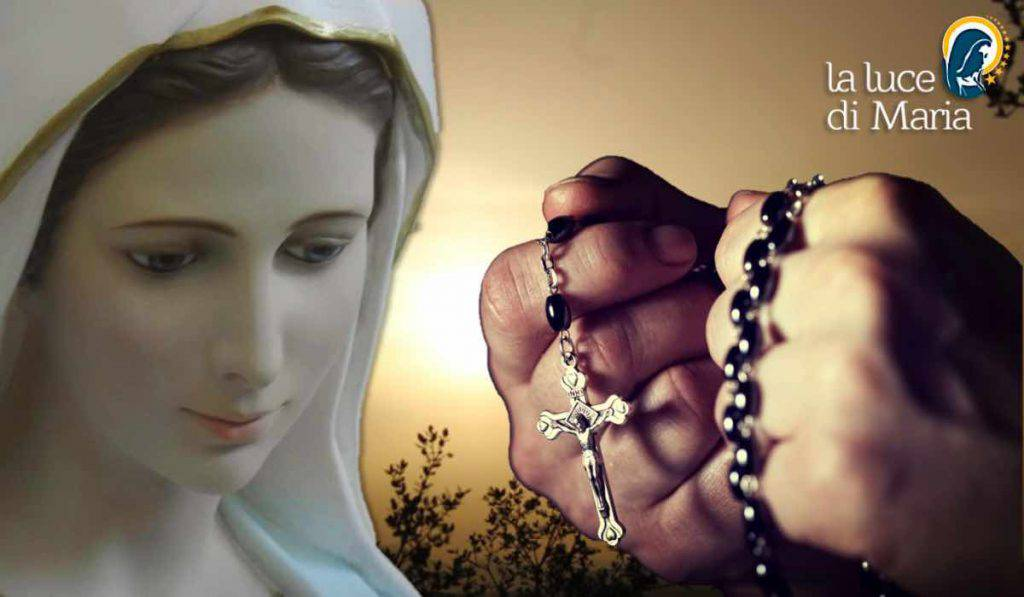rosario preghiera