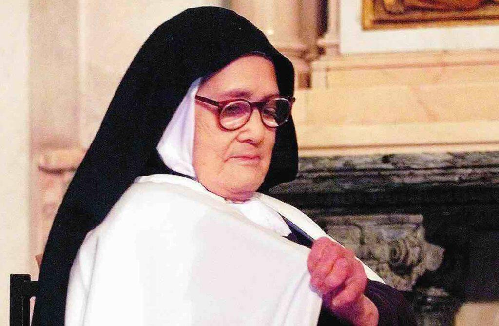 Suor Lucia dos Santos veggente di Fatima