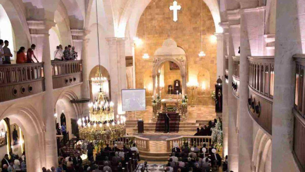 Aleppo Cattedrale