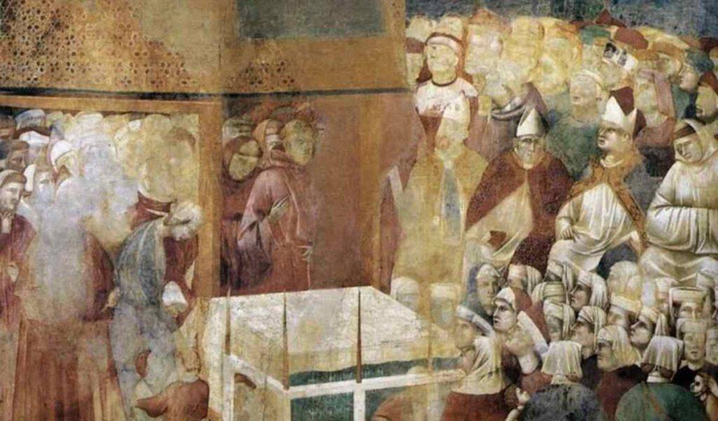 Canonizzazione Francesco