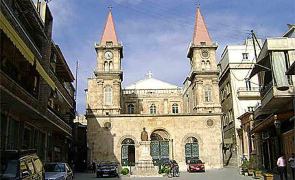 Cattedrale maronita di Aleppo