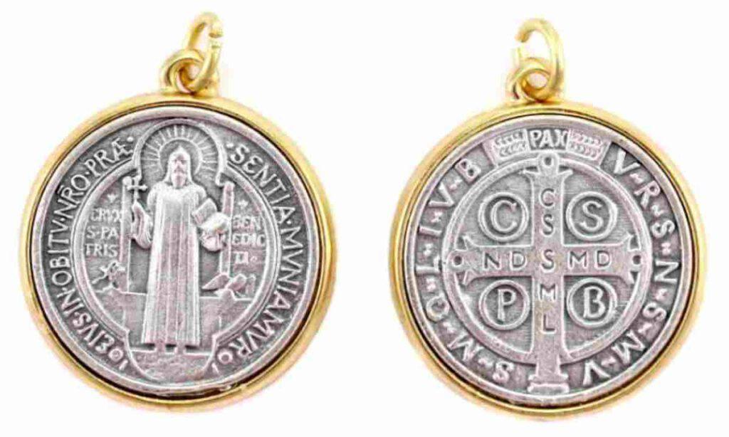 Medaglia/Croce di San Benedetto