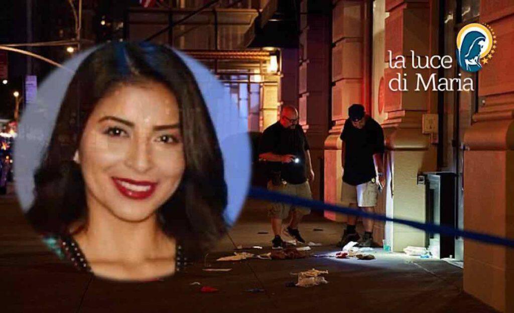Erica Lopez morta per amore